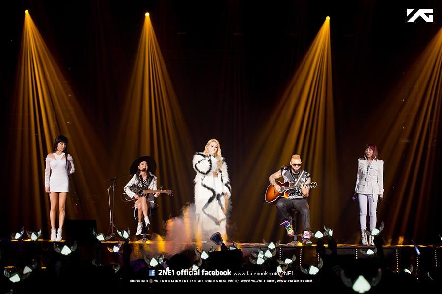 YG 方面表示,他們並不是一起出遊,而是 WINNER 作為 2NE1 世界巡迴演唱會的嘉賓,所以才會一起出現在菲律賓,「緋聞」是毫無根据的傳言,這不是事實。