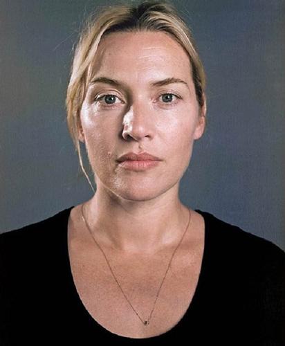 凱特·溫斯蕾等女明星也紛紛在網路上公開了自己的素顏照... 共同參與這個告訴我們真正的美是神馬(?)的自發性活動~