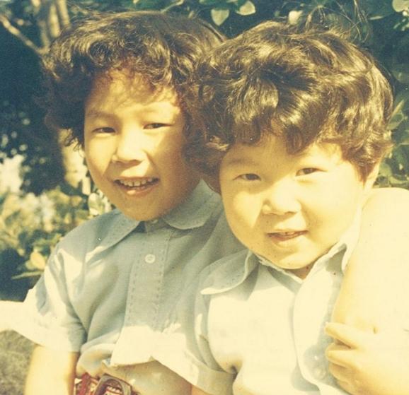 #5.尹oo 這題雖然小編知道答案,但還是花了一下 才確定誰才是今天的主角(左邊那位)