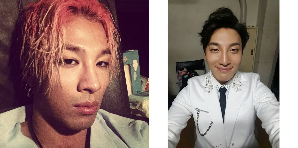 15.BIGBANG太陽、東賢裴 太陽的演員哥哥東賢裴之前有演出T.O.P主演的電影「同窗生」,其中東賢裴在電影中飾演一位欺負班上同學的角色XD