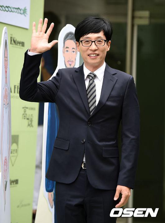 據悉如此高人氣的劉在錫,日前獲專機接送出席某活動!