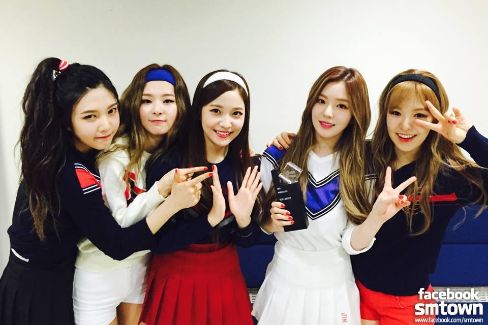 青春又可愛的Red Velvet