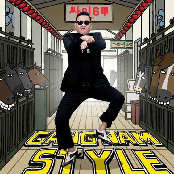 PSY - 江南Style 2012/09/14~2012/11/16 連續10周第一