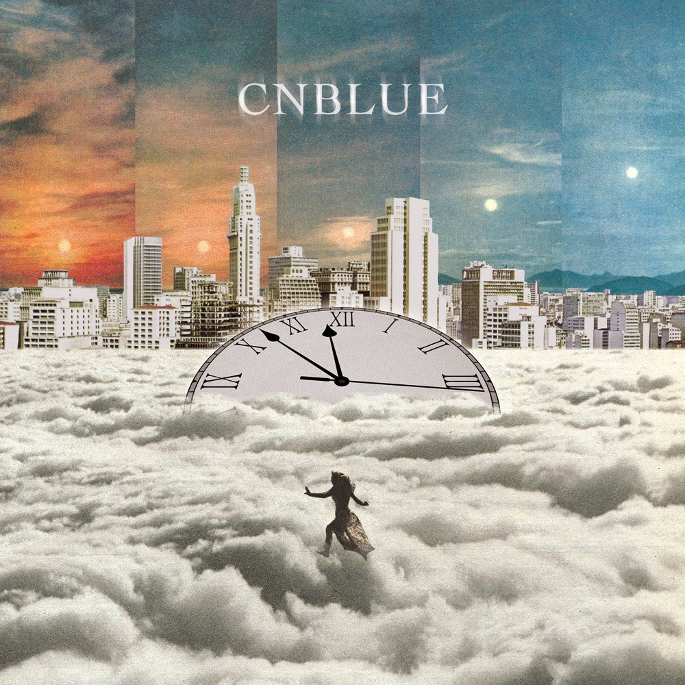 3. CNBLUE 第二張正規專輯《2gether》(2015)