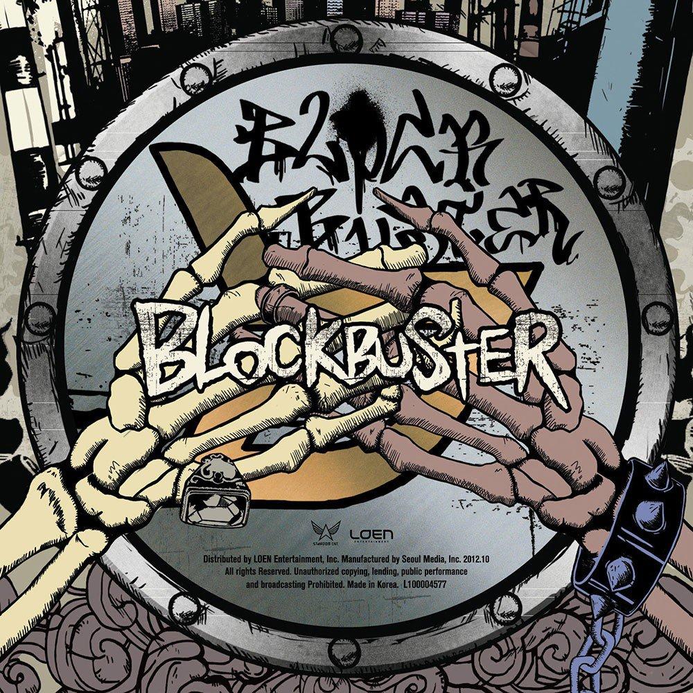 4. Block B 首張正規專輯《Blockbuster》(2012)