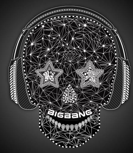 1. BIGBANG 第四張迷你專輯《Tonight》(2011)