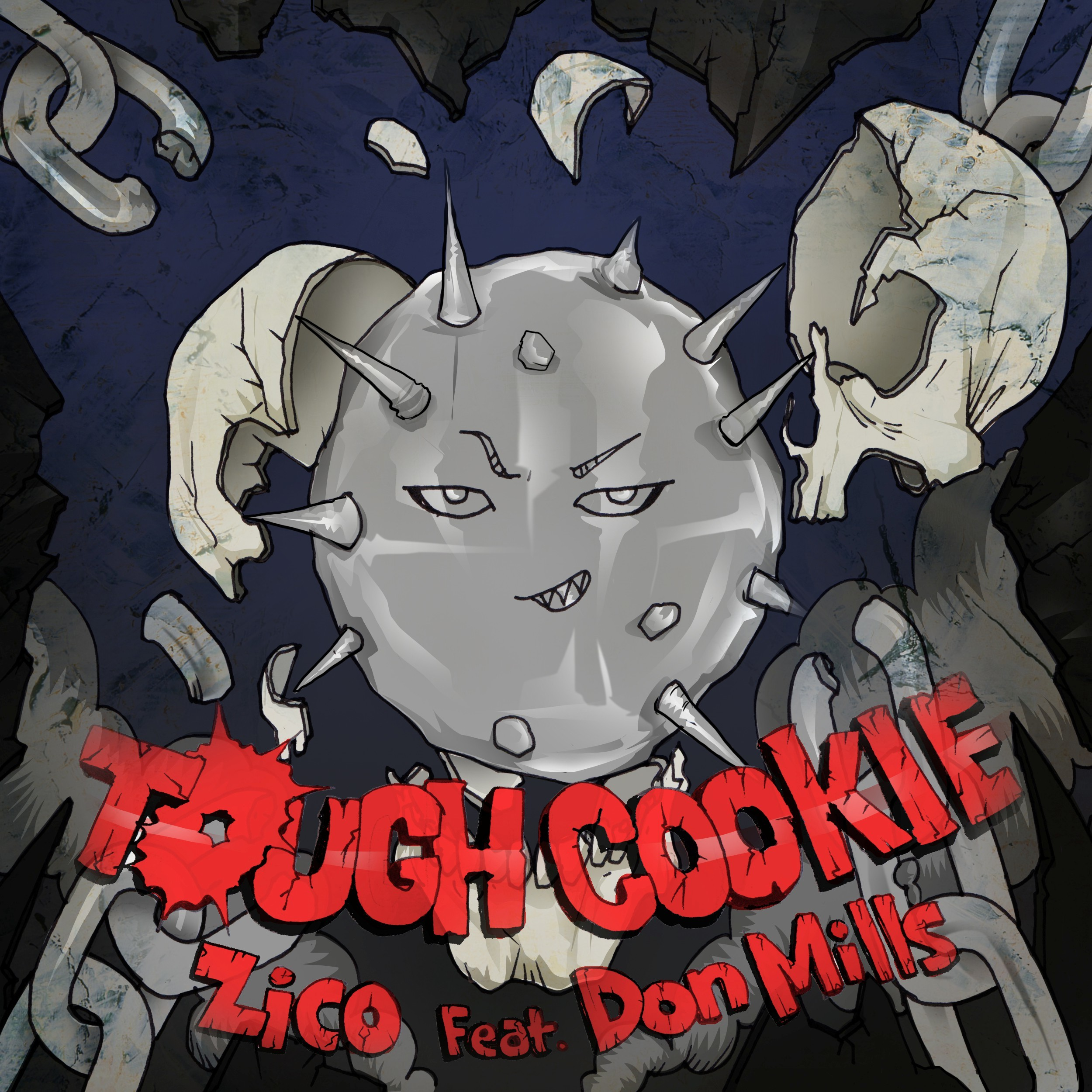 8. Block B Zico 單曲《Tough Cookie(featuring Don Mills)》(2014)