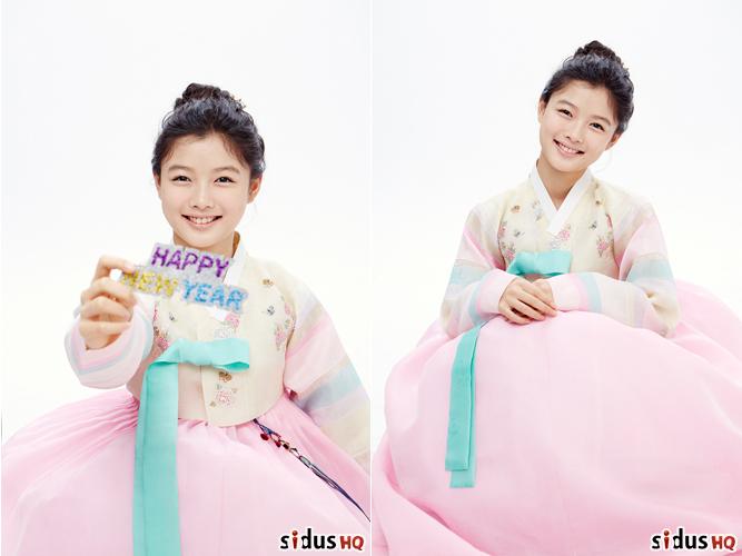 通常講到她都會先想到韓劇《擁抱太陽的月亮》,她在戲中不輸大人的精湛演技,讓她備受讚賞也得到更多的支持。