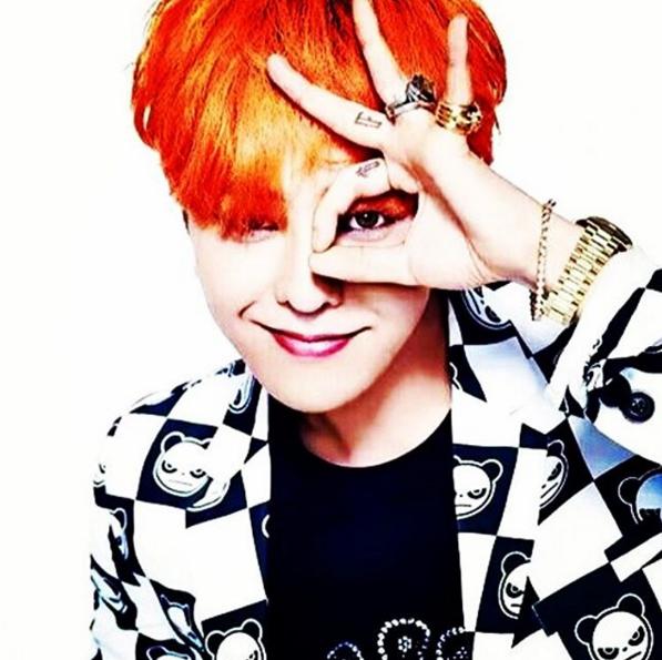 G-Dragon 是 BIGBANG 的隊長,是 rapper 也是 YG Entertainment 的主要製作人之一。