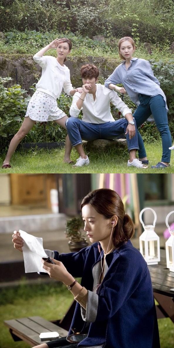 鄭有美則是演過電影《熔爐》,電視劇《需要浪漫2012》和《戀愛的發現》,這樣大家應該有回想起來是誰了吧~
