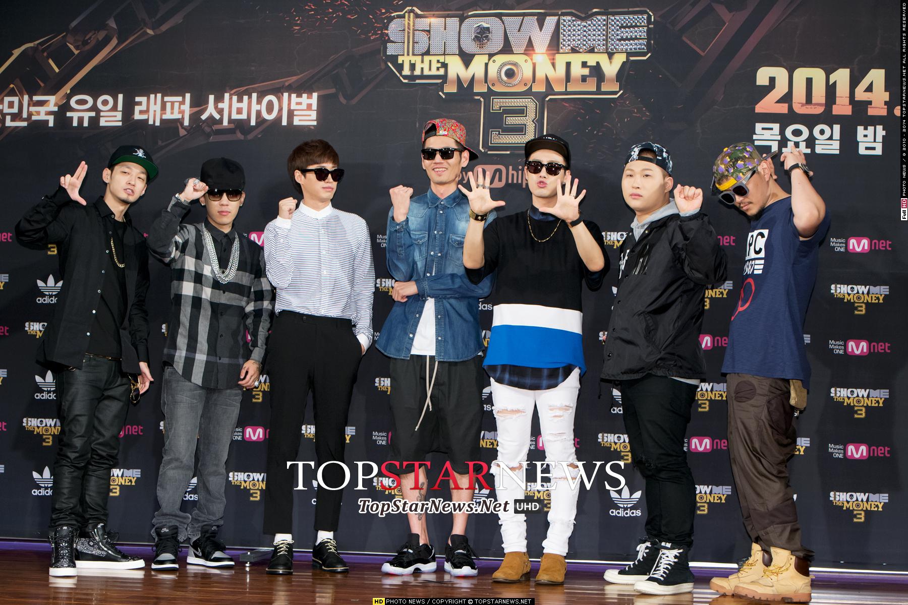 最近嘻哈更是大行其道,尤以Mnet電視台製作的《Show Me the Money》饒舌選秀賽進行到第四季,吸引許多線上或地下rapper battle,火藥味跟看點十足。
