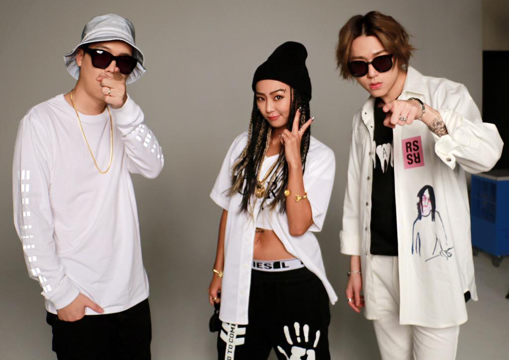 一般都是男rapper被廣受人知的韓國樂壇,那到底女rapper的實力如何呢?韓國媒體《E-Daily》找來20位樂壇知名男rapper投票選出「最強女rapper」