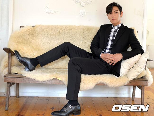 活動中,T.O.P透露了決定出演該劇的理由....