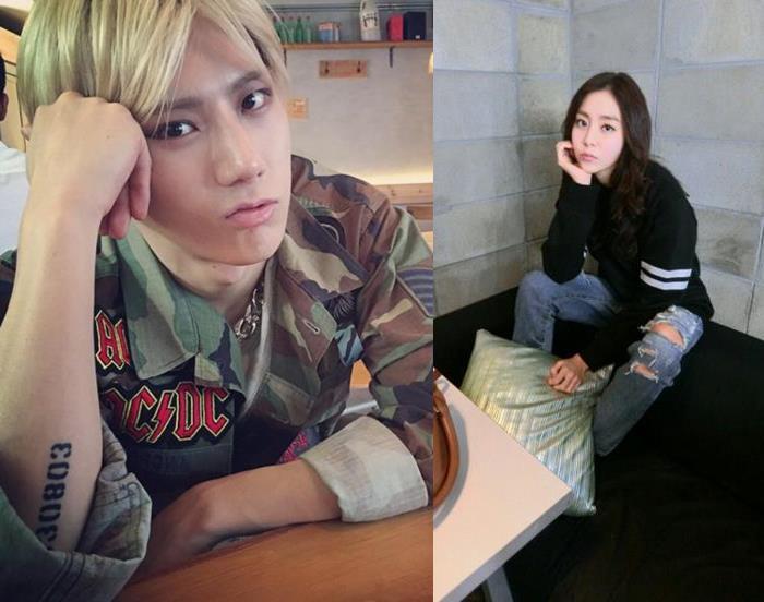 他們被韓國網友說像感覺應該是因為顴骨和圓圓的眼睛,大家覺得有像嗎…?