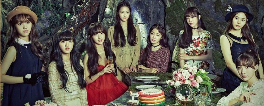 No.6 Oh My Girl + 308 又是一個新女團,這回是B1A4的師妹Oh My Girl,和上一團April的粉絲增加速度差不多,總排名也不相上下,未來肯定是激烈的競爭對手!