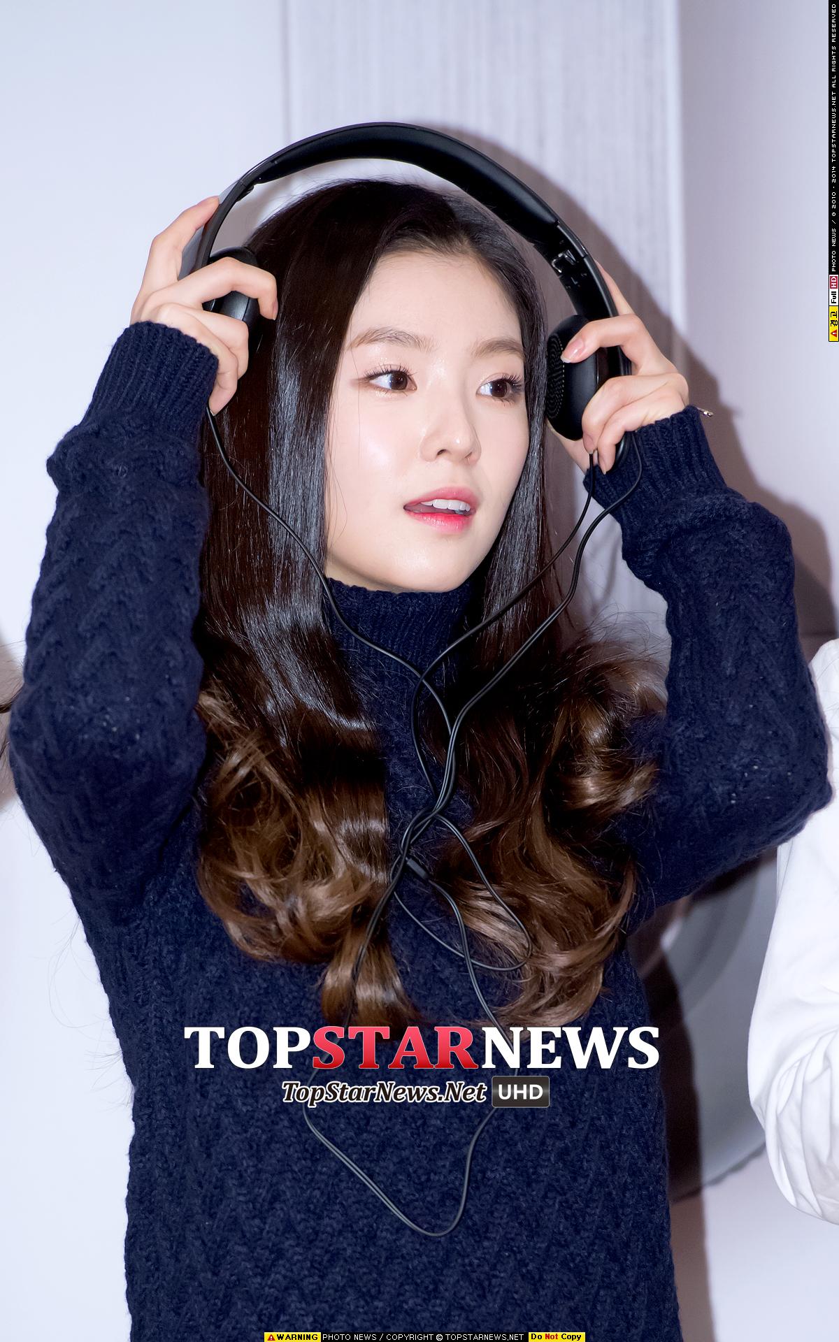 看看Red Velvet隊長Irene的右臉,是不是好感度上升?