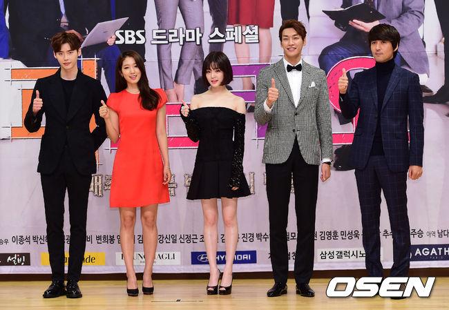 ★ 皮諾丘 :: 徐帆潮 ★  《皮諾丘》是韓國 SBS 在 2014 年播出的戲劇,由李鍾碩、朴信惠、金英光、李侑菲主演,以電視台記者作為故事主角的設定,在這場收視率戰爭中,他們之間所發生的成長與愛情故事。
