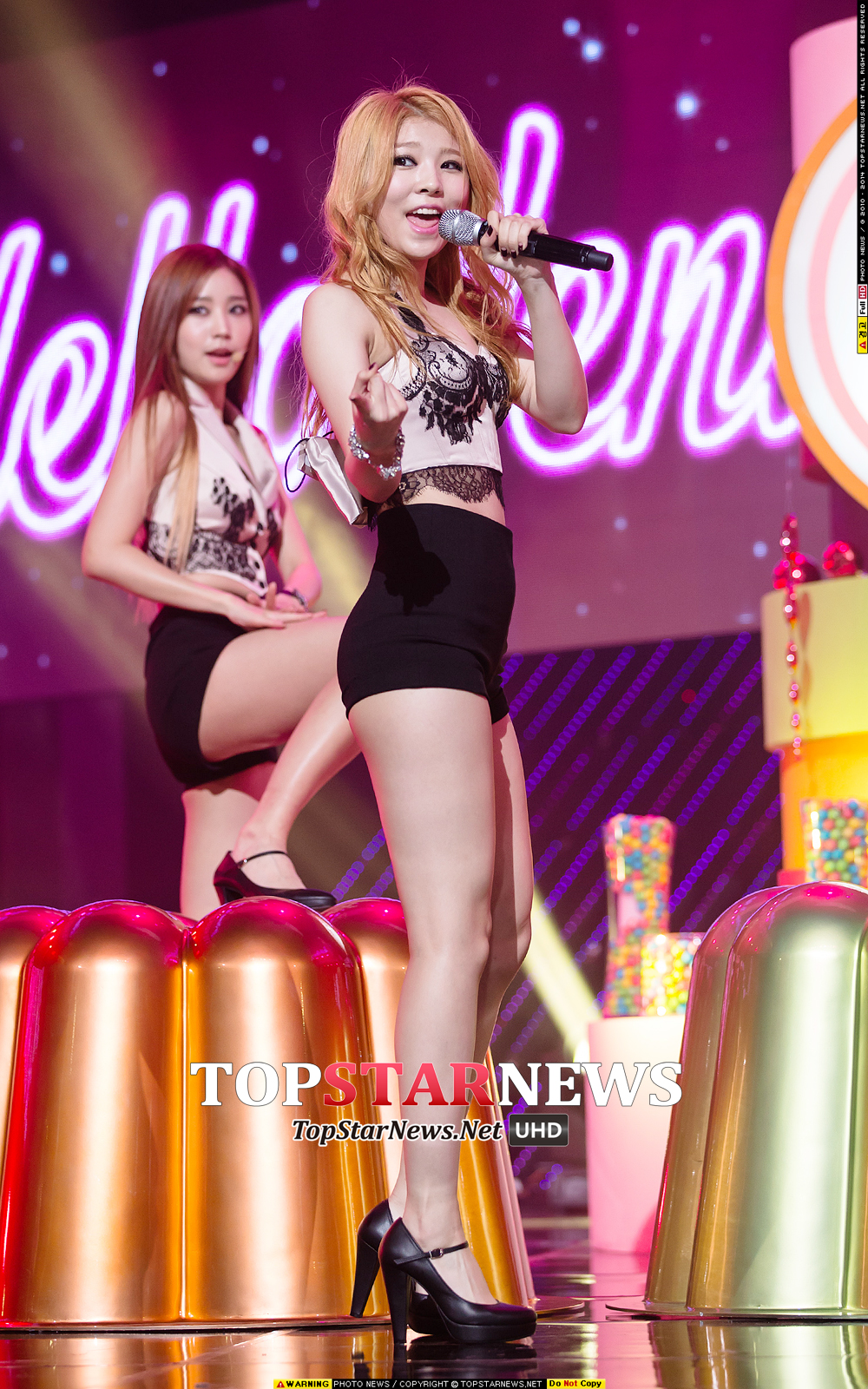 6.Hello Venus序英 小編開始有點懷疑選出這名單的韓國媒體之中有人是她們粉絲XD