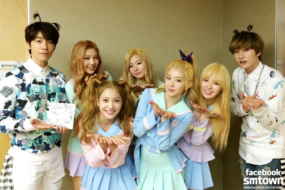 7~10.Red Velvet Wendy,Yeri,Seulgi,Irene 對不起小編錯了,原來選出這名單的人是Red Velvet粉絲XD因為剩下的四個名額居然都是Red Velvet哈哈哈