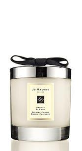 JO MALONE香草與茴香香氛工藝蠟燭 濃郁的香草蘭&橡木焦糖 為居家增添奢華氣氛