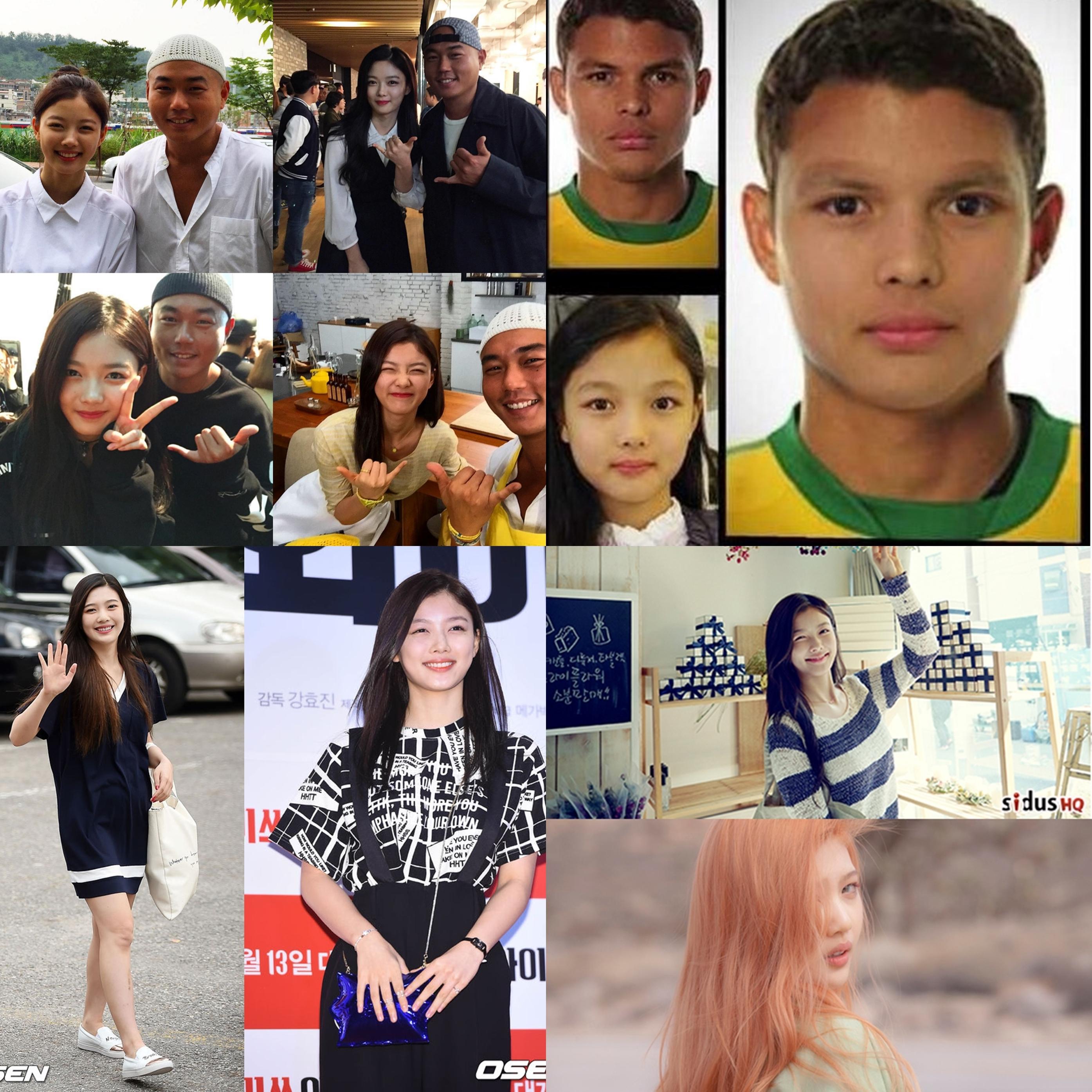 韓國網友們覺得他們四個人有個感覺超像的,那大家也這樣想嗎?