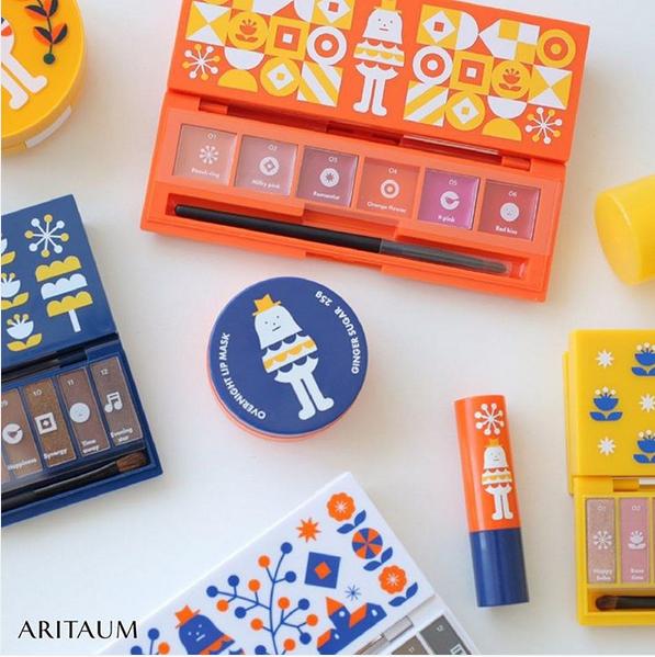 ARITAUM × Sticky Monster Lab