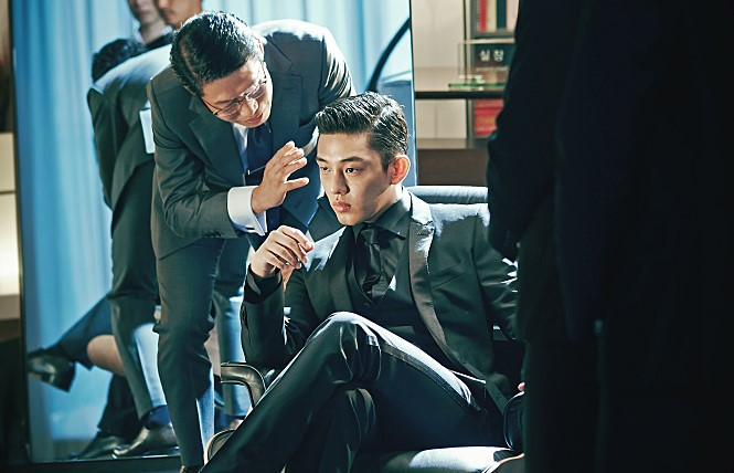 今年上映的電影《辣手警探》甚至成為韓國史上最賣座電影第4位呢!