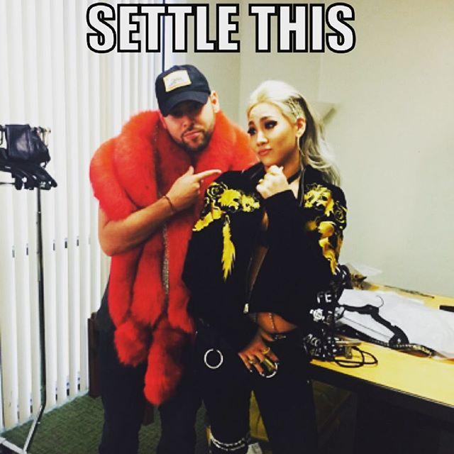 不管如何,CL的美國出道不僅粉絲很關心,更是全世界都在看!東方歌手能否突進美國市場,就讓我們引頸期待吧!CL Fighting!