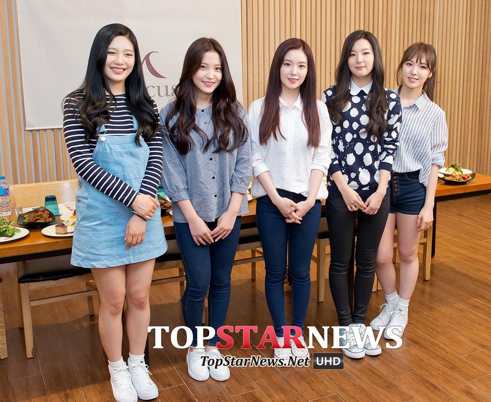 接著就是小編個人的名單啦~Red Velvet雖然沒有在名單中,但小編覺得她們吃東西的模樣也很可愛♡