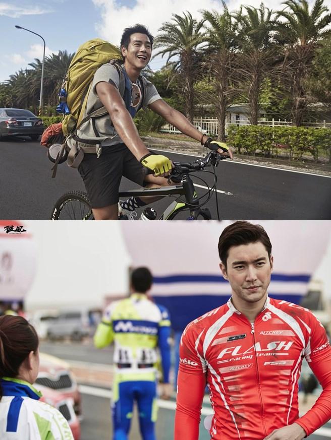 這部熱血青春的運動電影相信大家都聽過,主要在敘述四個年輕人在面對單車隊賽事的競爭上,面對來自各方面的抉擇與考驗的故事。