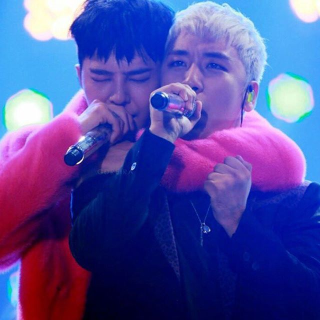 BIGBANG GD & 勝利