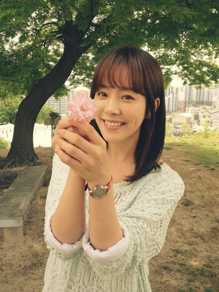 氣質美女韓志旼也是人人稱羨的酒窩美人 ♥