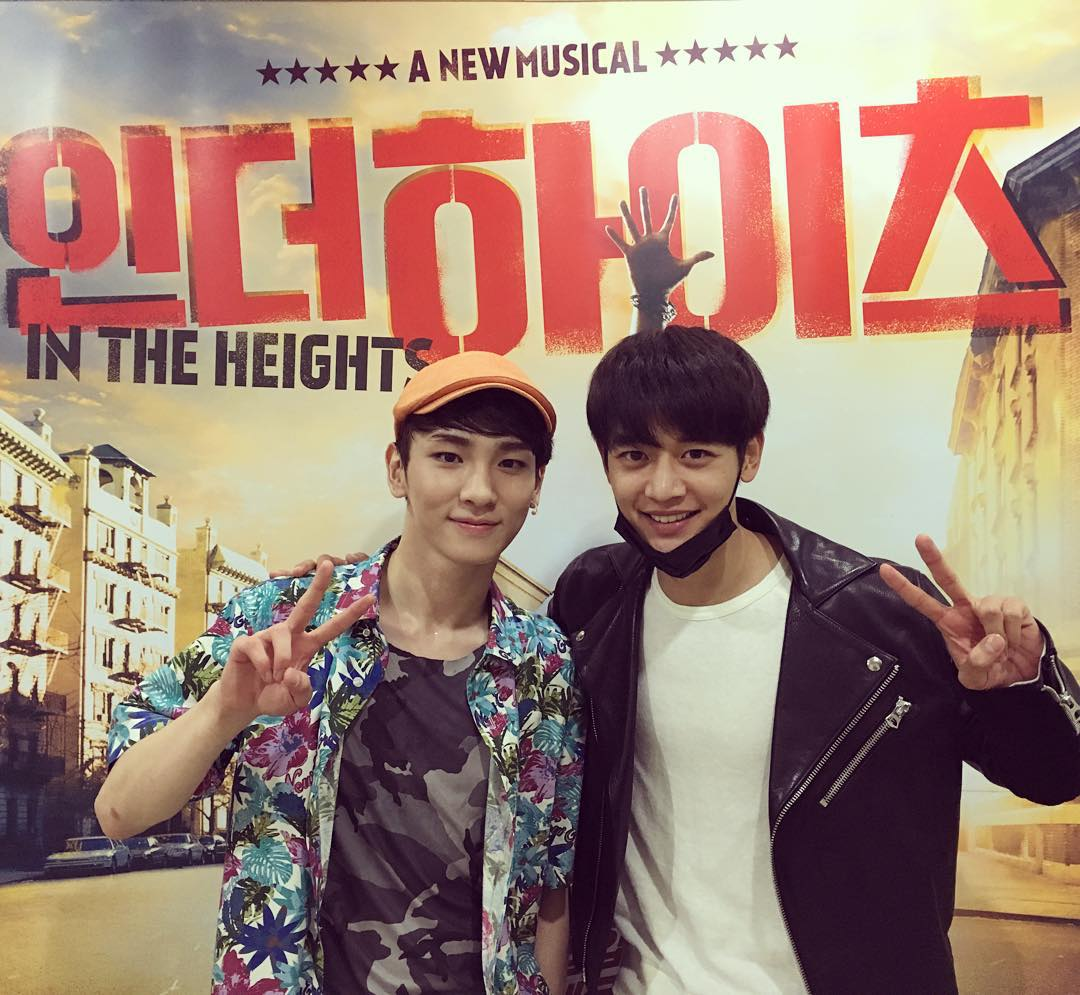 SHINee KEY & 珉豪