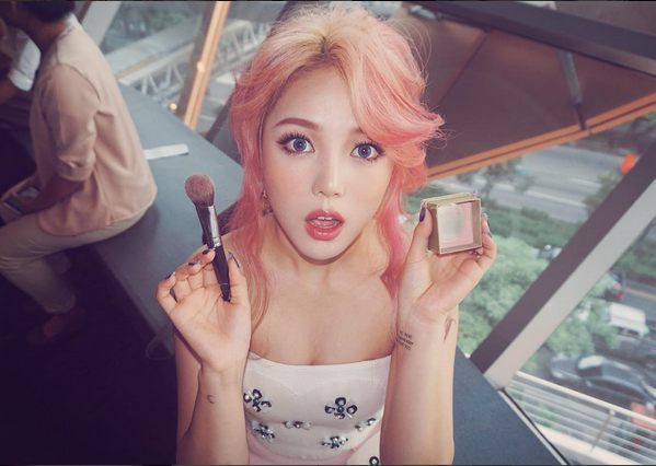 你看,人家韓國人氣彩妝師Pony也愛 ♥
