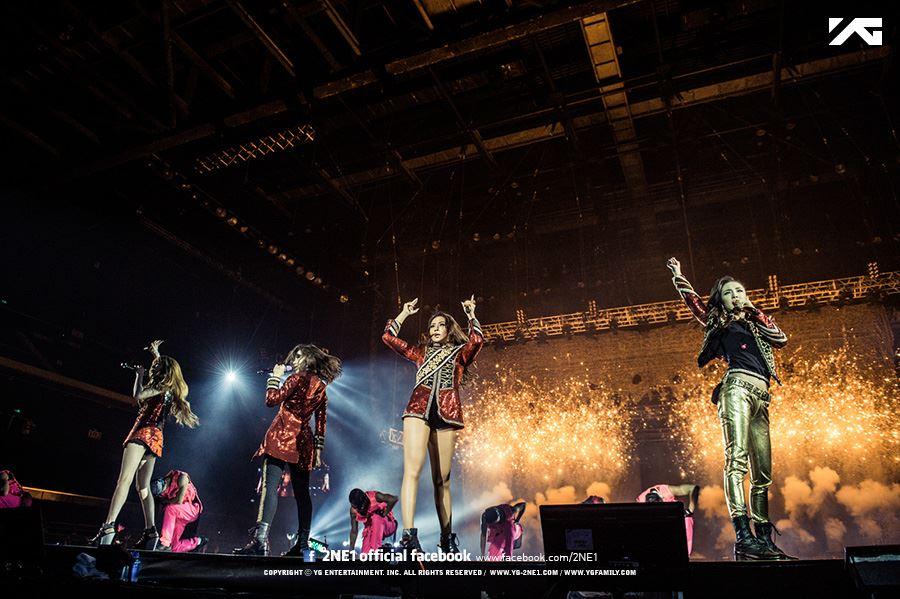 2NE1將是繼上一張正規專輯《Crush》之後,睽違1年8個月重回樂壇!大家紛紛猜測,因為2NE1合約即將在明年到期,所以這次的回歸活動,不管對YG或2NE1都是特別的意義。