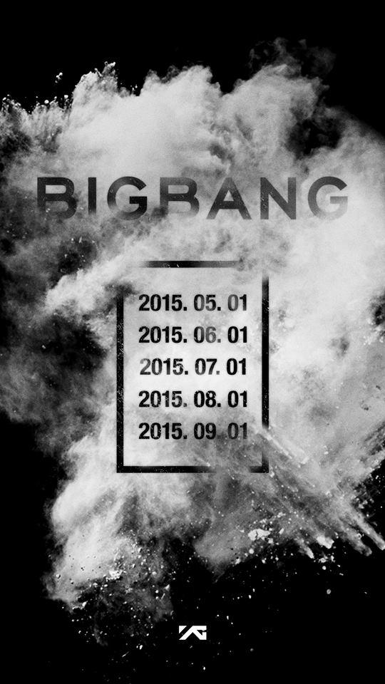 不過你們還記得年初YG怎麼說嗎?本來說是連續5個月發新歌,在最後一個月(即9/1)發行將所有新歌收錄在同一張的新專輯!但9月的專輯跳票了!