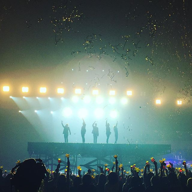 而現在已經跑完世界巡迴演唱會,正在開始日本巡迴的BIGBANG~也終於帶來了專輯發售的好消息!