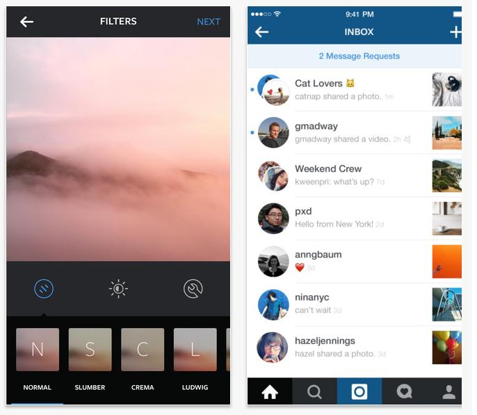 ★ 第五款 :: Instagram ★  這應該也是大家手機裡必備的 app 之一吧!
