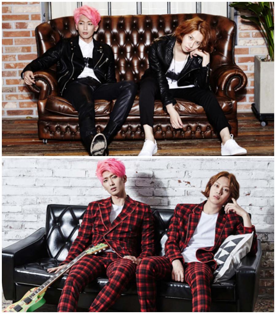 2015.04.16 M&D《家內手工業》  由 Super Junior 希澈和 TRAX 吉他手政模所組成 M&D,MV 劇情很有趣,根本就是希澈現實生活翻版阿!