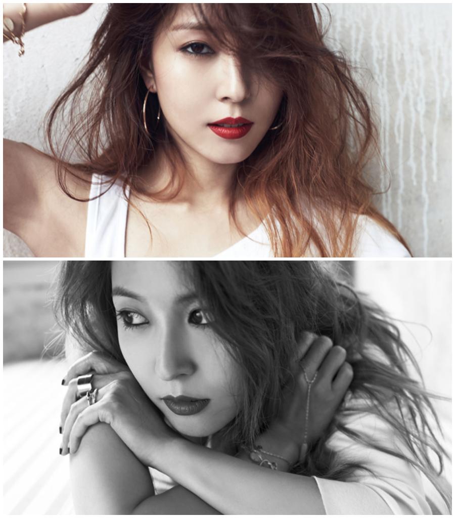 2015.05.12 BoA《Kiss My Lips》  小天后 BoA 也在今年發行第八張專輯《Kiss My Lips》,不管是主打歌還是收錄曲都非常好聽,不愧是 BoA 啊♡♡♡