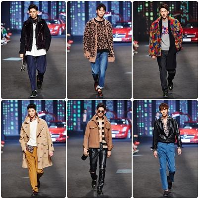 由Models決定品牌人氣!衣服好看,走秀的人也好好看...視覺提升購物力啊!