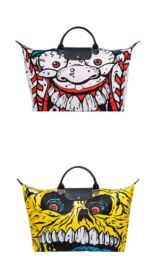 2014年延續Madballs的大眼球怪圖案設計,這兩款也是去年相當搶手的樣式喔!