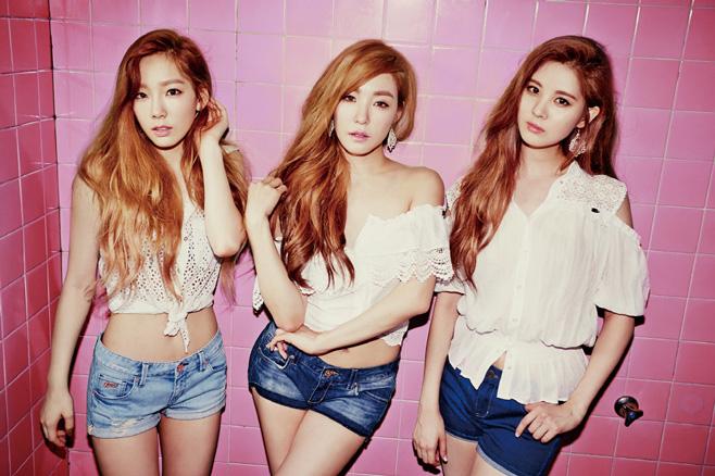 結果現在兩名成員都剛solo完,又要換擁有太妍、Tiffany的子團太蒂徐回歸~這....行程會不會排太滿了!!