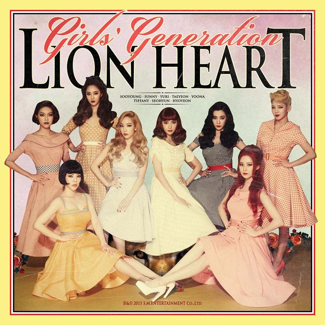 隔一個月推出《Lion Heart》與《You Think》雙主打~罕見的一次宣傳了3首歌曲~