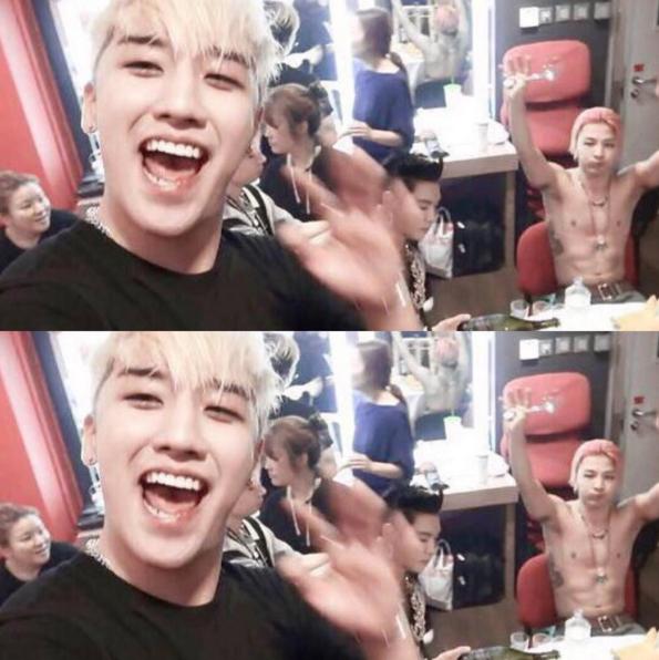 大家猜對了嗎?沒錯!就是 BIGBANG 的忙內「勝利」。
