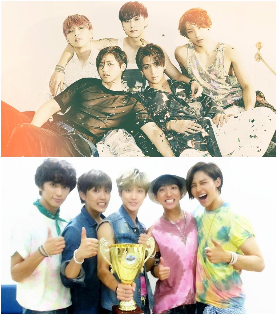 ★ B1A4 :: 23 歲 ★  B1A4 由振永、CNU、燦多、Baro 和孔燦等五名男孩所組成,於 2011 年正式出道,團名來源很有趣,其實就是五位成員的血型,另外也有「Be the One, All for One」這樣的涵義。