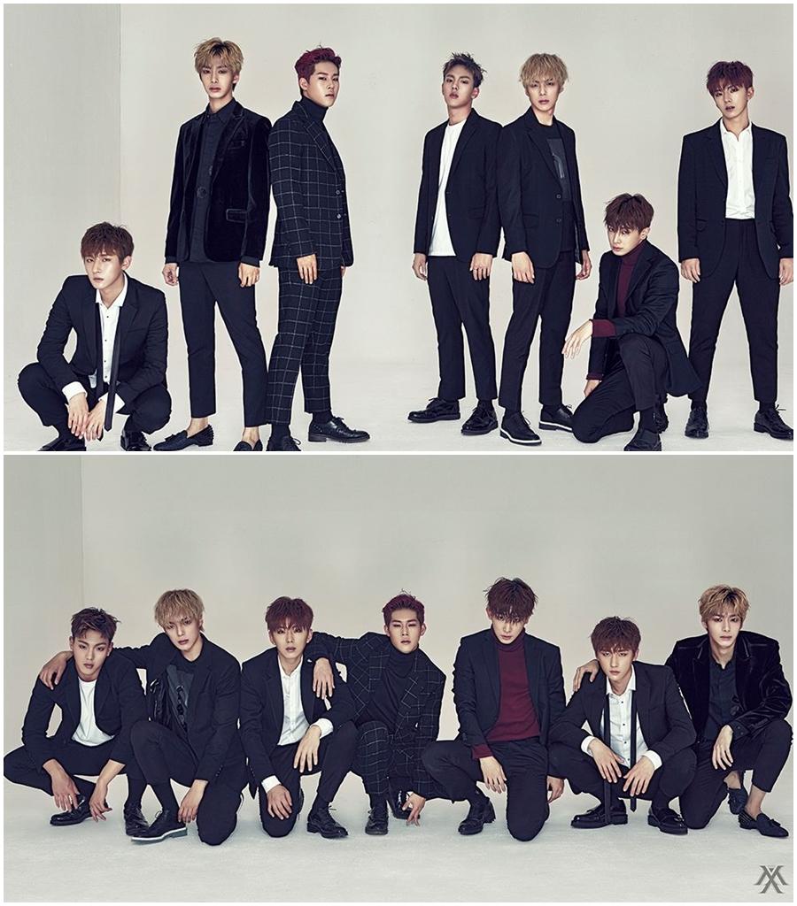 ★ MONSTA X :: 21.2 歲 ★  MONSTA X 的成員包括新秀、元虎、玟赫、基賢、亨源、周憲、I.M,於 2015 年 5 月 14 日正式出道。