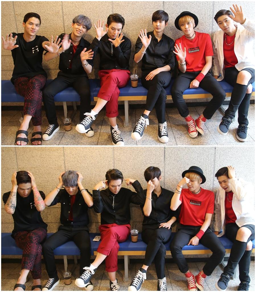 ★ TEEN TOP :: 21.1 歲 ★  TEEN TOP 是由神話成員 Andy 培訓,成員為 C.A.P、天地、L.Joe、Niel、Ricky 和創造。