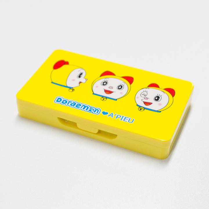 ▶ A'PIEU Shaping Brow Kit Doraemon Edition Light Brown (價格 : KRW6,000)