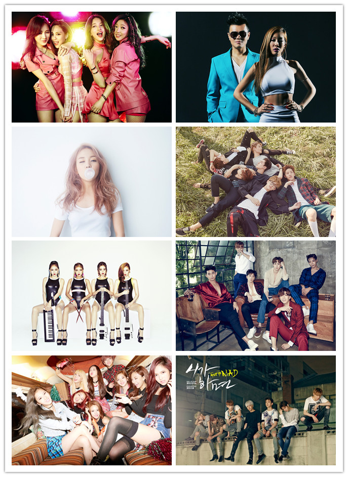 JYP就是屬於惦惦吃三碗公的類型~默默得推好歌~讓你聽了一輪別家的~還是會轉來聽JYP~